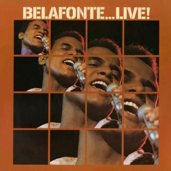Cover Harry Belafonte...Live!