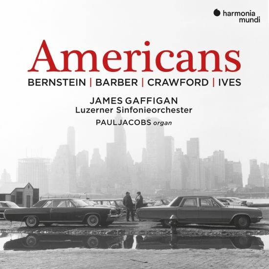 Cover Bernstein, Barber, Crawford & Ives: Americans