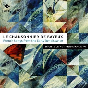 Cover Le Chansonnier de Bayeux