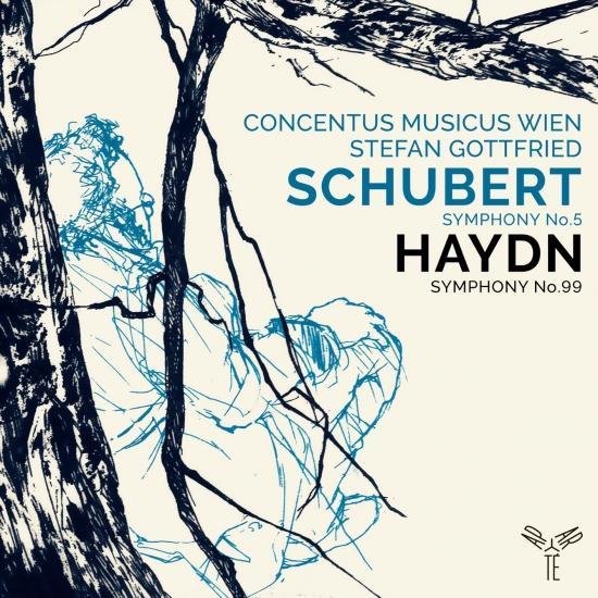 Cover Schubert: Symphony No. 5 - Haydn: Symphony No. 99