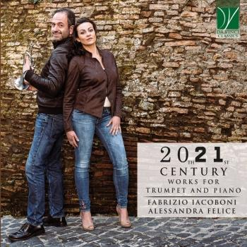 Cover 20th 21st Century Works for Trumpet and Piano