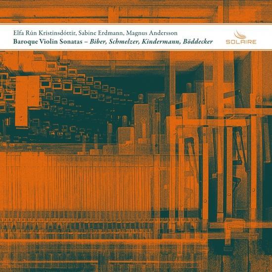 Cover Baroque Violin Sonatas