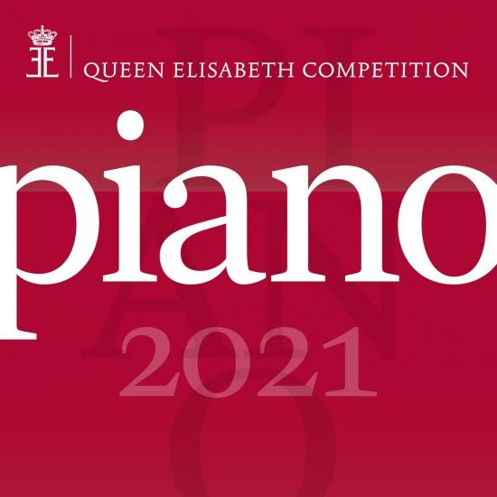 Cover Queen Elisabeth Competition - Piano 2021