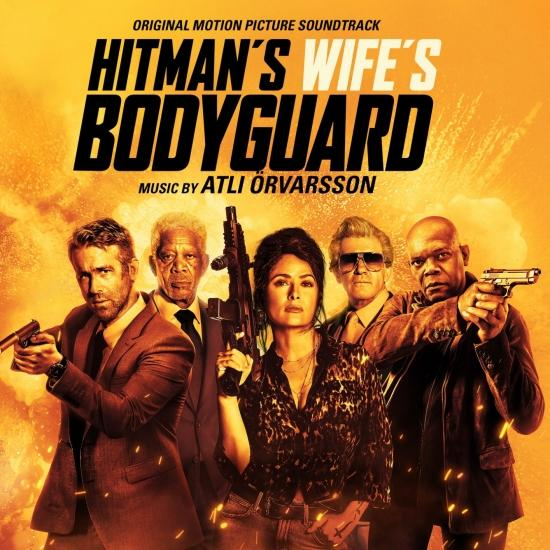 Cover The Hitman's Wife's Bodyguard (Original Motion Picture Soundtrack)