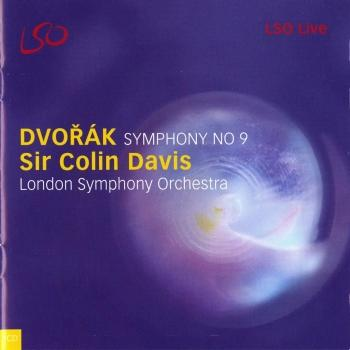 Cover Dvorak: Symphony No. 9, From the New World