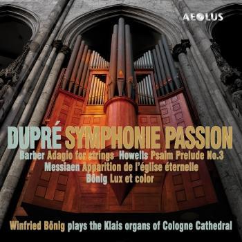 Cover Symphonie Passion