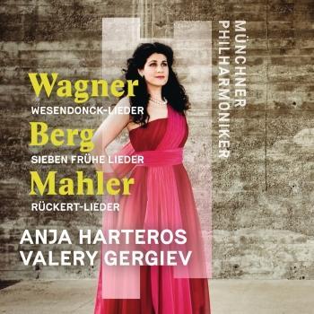 Cover Wagner, Berg, Mahler: Orchesterlieder
