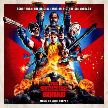 Cover The Suicide Squad (Score from the Original Motion Picture Soundtrack)