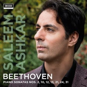 Cover Beethoven: Piano Sonatas Nos. 2, 10, 12, 13, 21, 24, 31