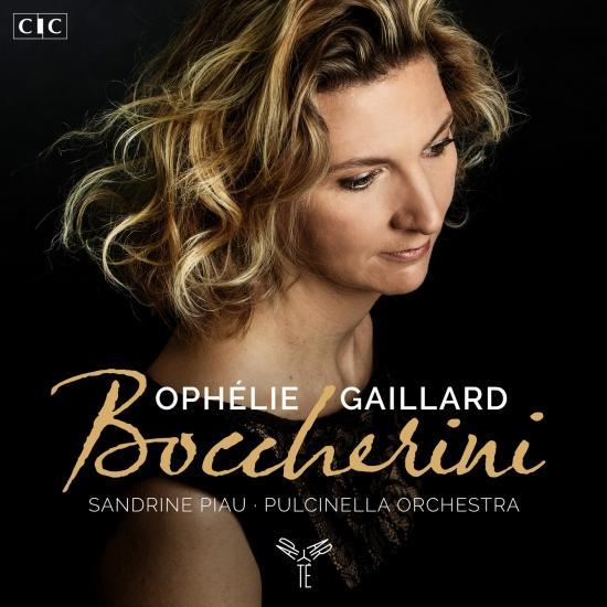 Cover Boccherini: Cello Concertos, Stabat Mater & Quintet