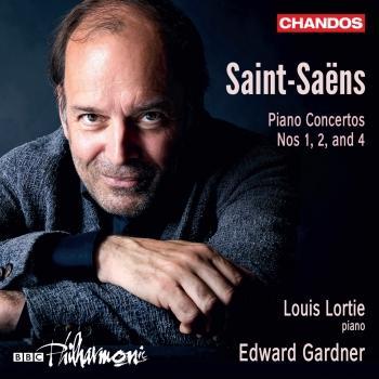 Cover Saint-Saëns: Piano Concertos Nos. 1, 2 & 4
