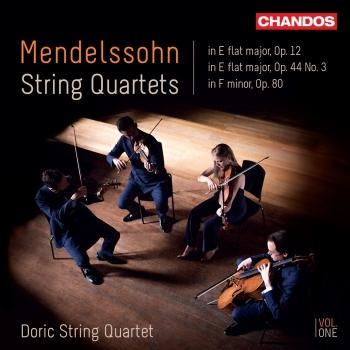 Cover Mendelssohn: String Quartets, Vol. 1