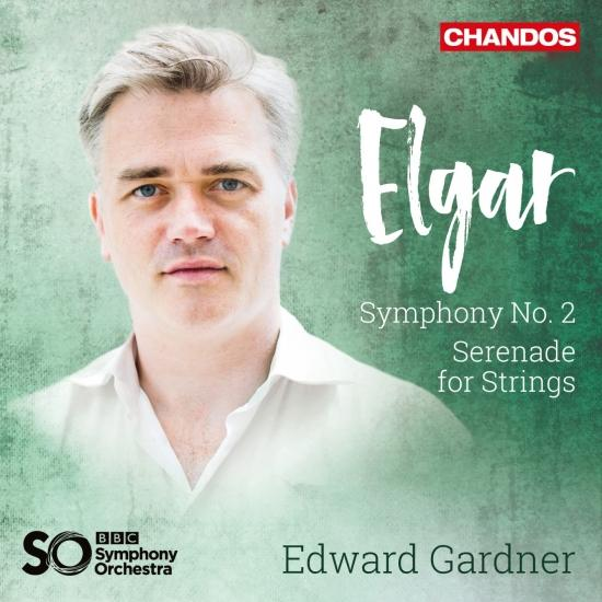 Cover Elgar: Symphony No. 2 & Serenade