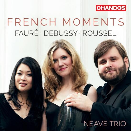 Cover French Moments