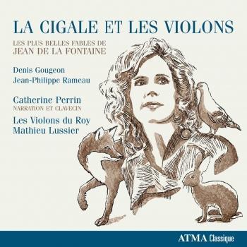 Cover La cigale et les violons