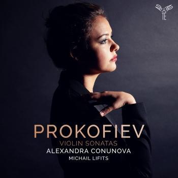 Cover Prokofiev: Violin and Piano Sonatas