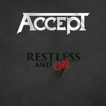 Cover Restless & Live