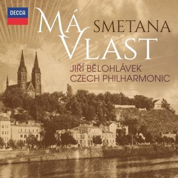 Cover Smetana: Má Vlast