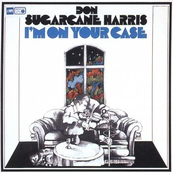 Cover I'm on Your Case (Remastered)