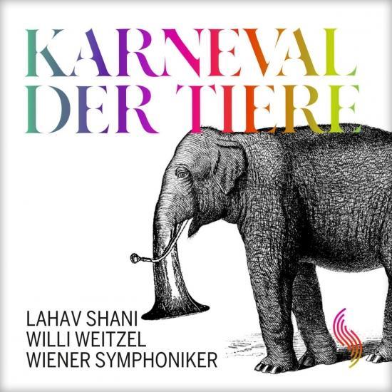 Cover Camille Saint-Saens: Karneval der Tiere
