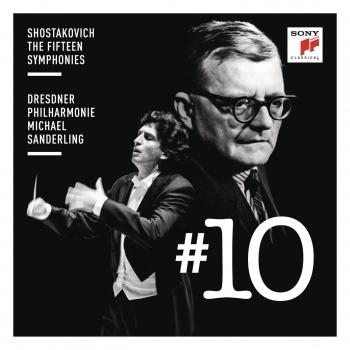 Cover Shostakovich: The Fifteen Symphonies: No. 10