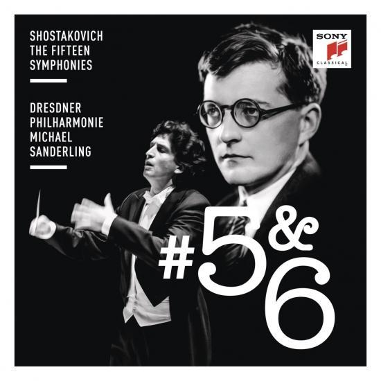 Cover Shostakovich: The Fifteen Symphonies: Nos. 5 & 6