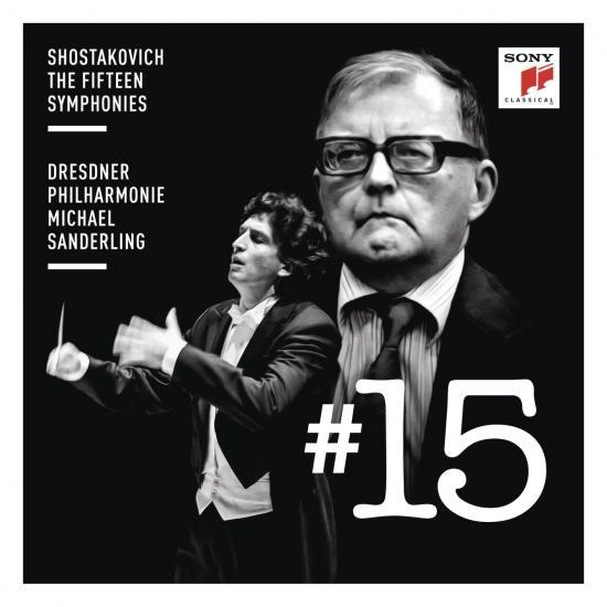 Cover Shostakovich: The Fifteen Symphonies: No. 15