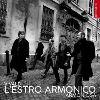 Cover Vivaldi: L'estro armonico - 12 Concerti, Op. 3
