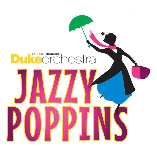 Cover Jazzy Poppins