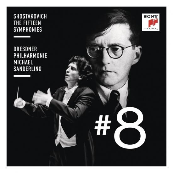 Cover Shostakovich: The Fifteen Symphonies: No. 8