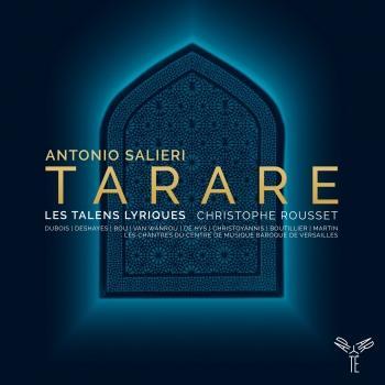 Cover Antonio Salieri: Tarare