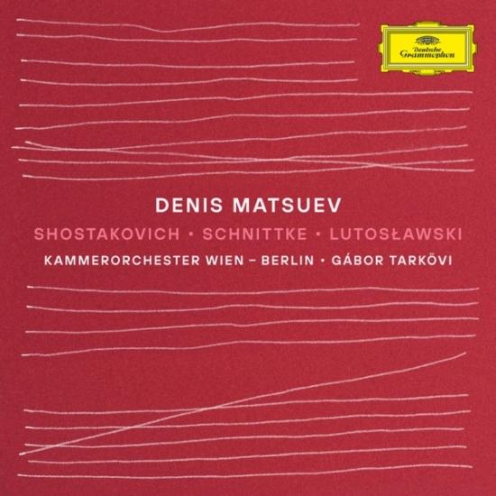 Cover Shostakovich / Schnittke / Lutosławski