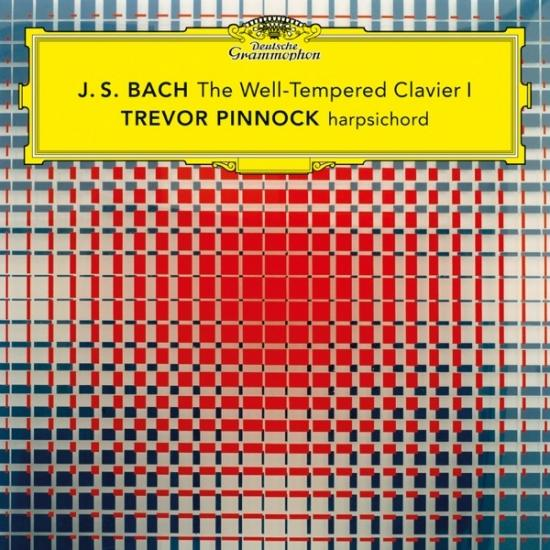 Cover J.S. Bach: The Well-Tempered Clavier, Book 1, BWV 846-869