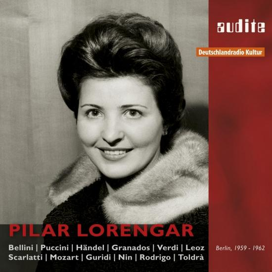 Cover Portrait Pilar Lorengar