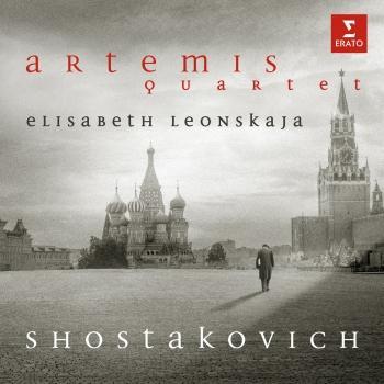 Cover Shostakovich: String Quartets Nos 5, 7 & Piano Quintet