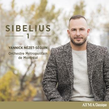 Cover Sibelius: Symphony No. 1 in E Minor, Op. 39