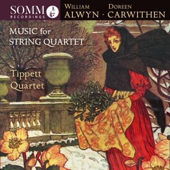 Cover Alwyn & Carwithen: Music for String Quartet