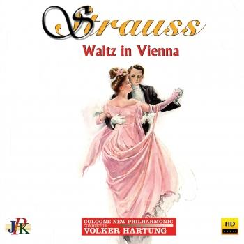 Cover Strauss: Waltz in Vienna
