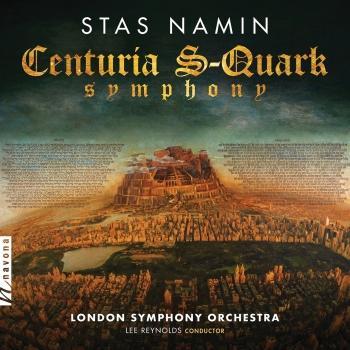 Cover Stas Namin: Centuria S-Quark Symphony
