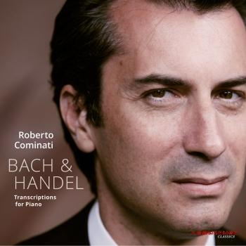 Cover Bach & Handel: Transcriptions for Piano