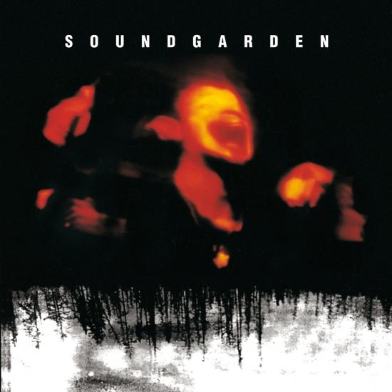Cover Superunknown