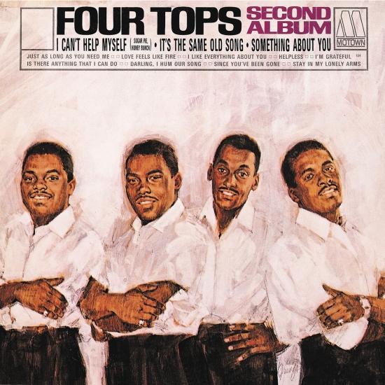 Cover Four Tops - Second Album (Remaster)