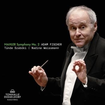 Cover Mahler: Symphony No. 2 'Resurrection'