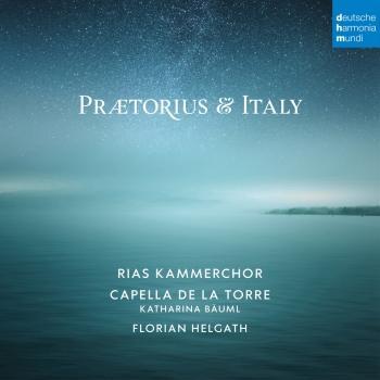 Cover Praetorius and Italy