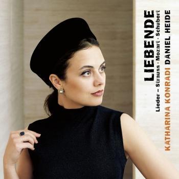 Cover Strauss, Mozart & Schubert: Liebende