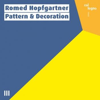 Cover Pattern & Decoration
