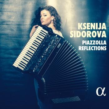 Cover Piazzolla Reflections