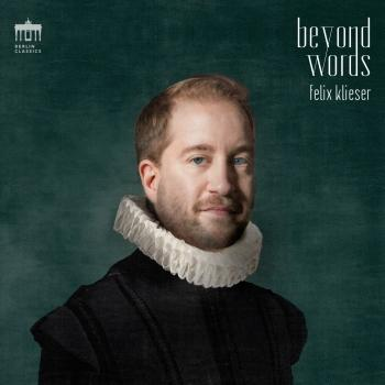 Cover Baroque Arias for Horn (Beyond Words)