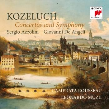Cover Kozeluch: Concertos and Symphony
