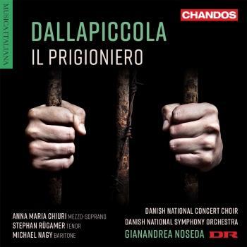Cover Dallapiccola: Il prigioniero